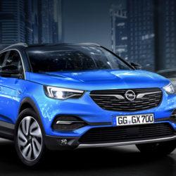 Opel Crossland X уже устанавливает рекорды