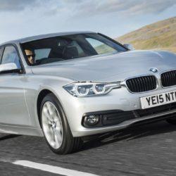 Обзор автомобиля BMW 320d