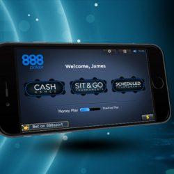 Приложение 888Poker для смартфонов на Android